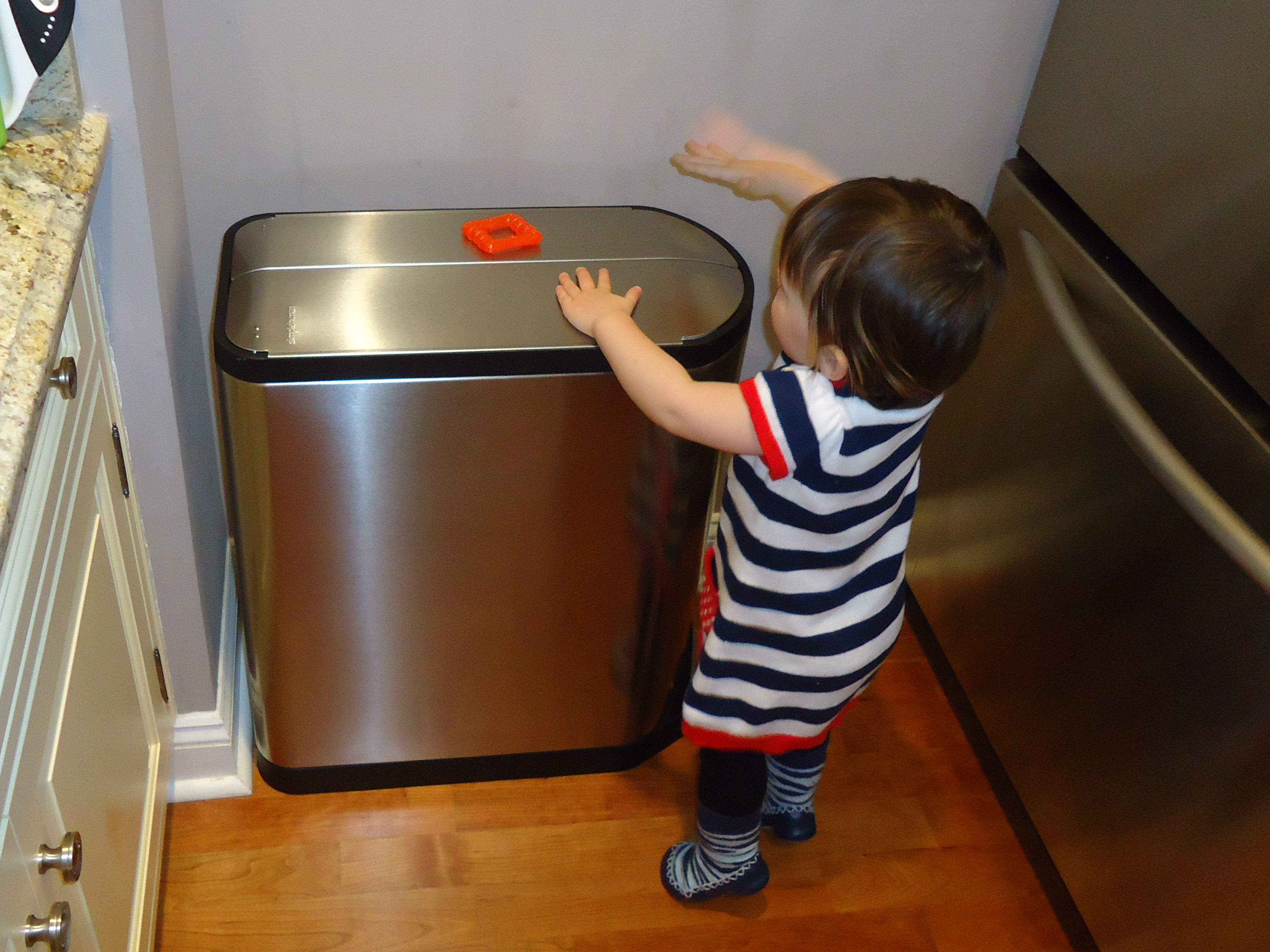 baby proofing baby proofing garbage cans